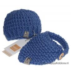 Babyset Dex blauw